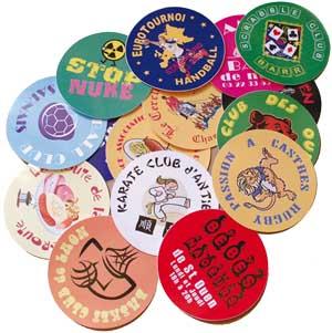 stickers autocollants